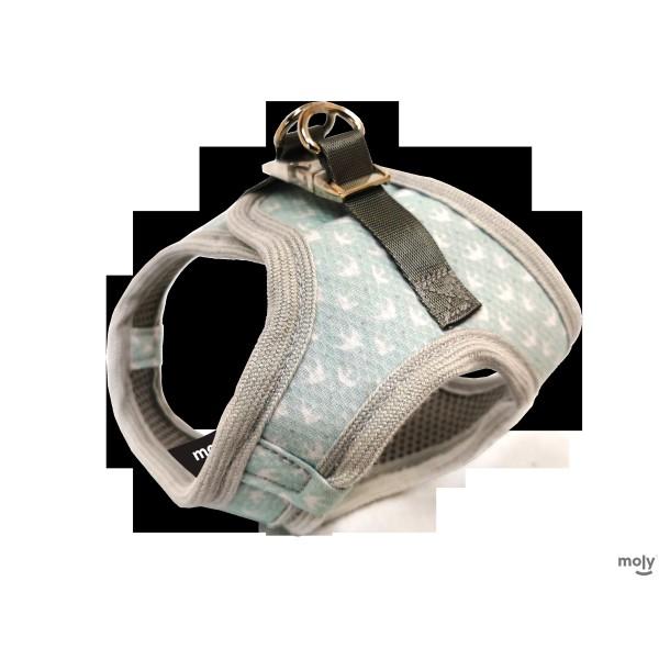 CHALECO 3D GAVIOTAS T-S
