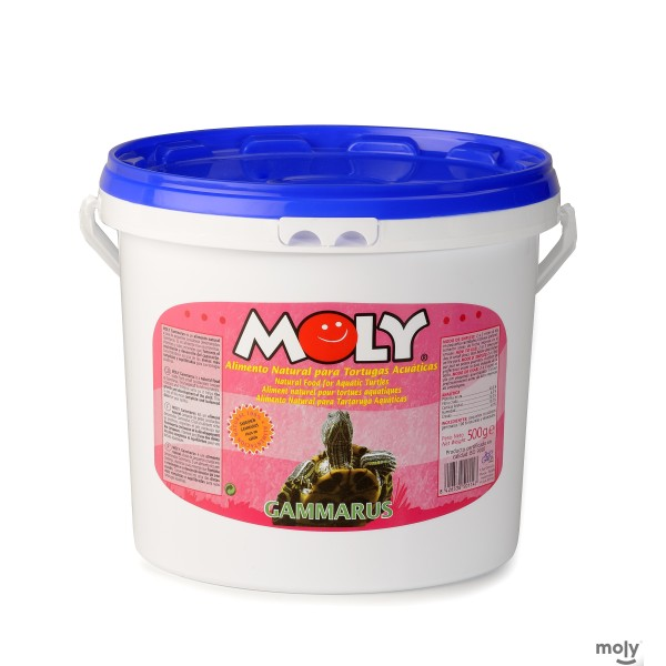 MOLY GAMMARUS 500 GR/ 5.5 L