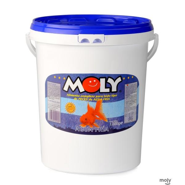 MOLY GOLDFISH COLOR 1 kg/ 7.5 LITROS