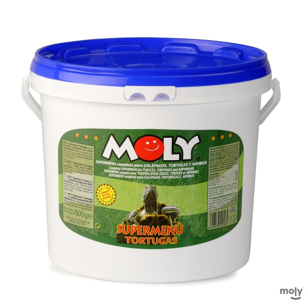 MOLY MENU TORTUGAS 1.5 KG