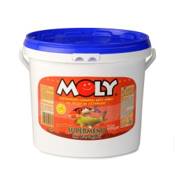 MOLY SUPER-MENU ESTANQUE 600 gr/ 5.5 L