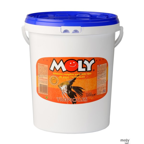 MOLY TROPICALES 1 kg