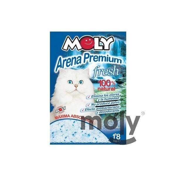 ARENA GATOS MOLY PREMIUM 1,8kg