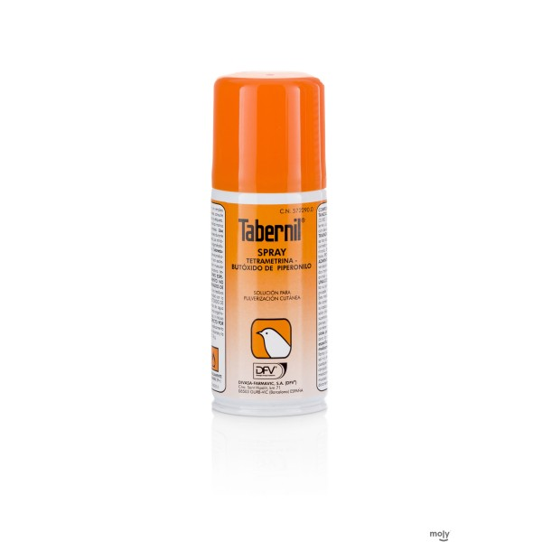 TABERNIL SPRAY TETRA-BUT PIPER 150 ML