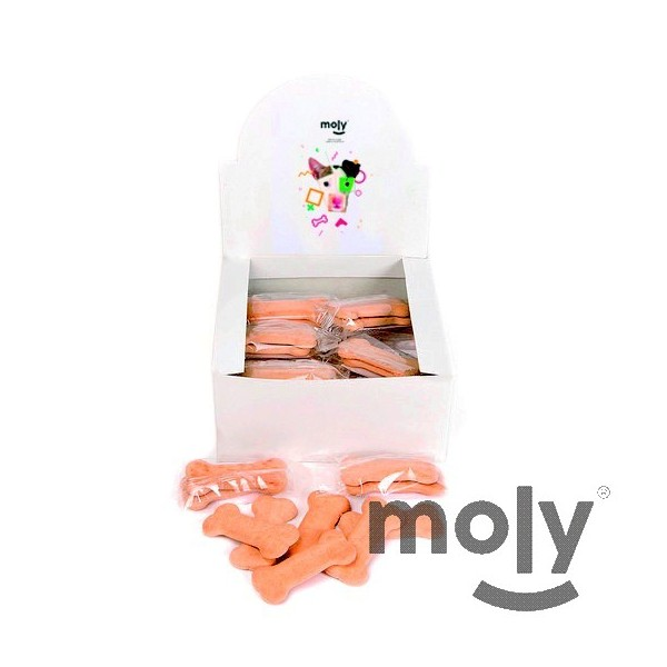 EXPOSITOR 30 U. GALLETA BISCOSSO 2 PCS