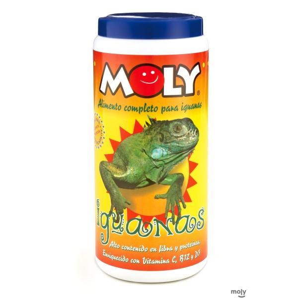 MOLY IGUANAS 360 GR