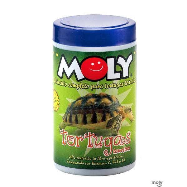 MOLY TORTUGAS TERRESTRES 100 GR