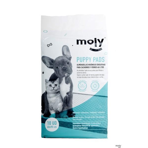 MOLY PUPPY PADS GRAND. 60 X 90cm 10 PCS